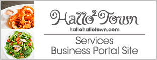 Hallo Hallo Town / Services Business Portal Site